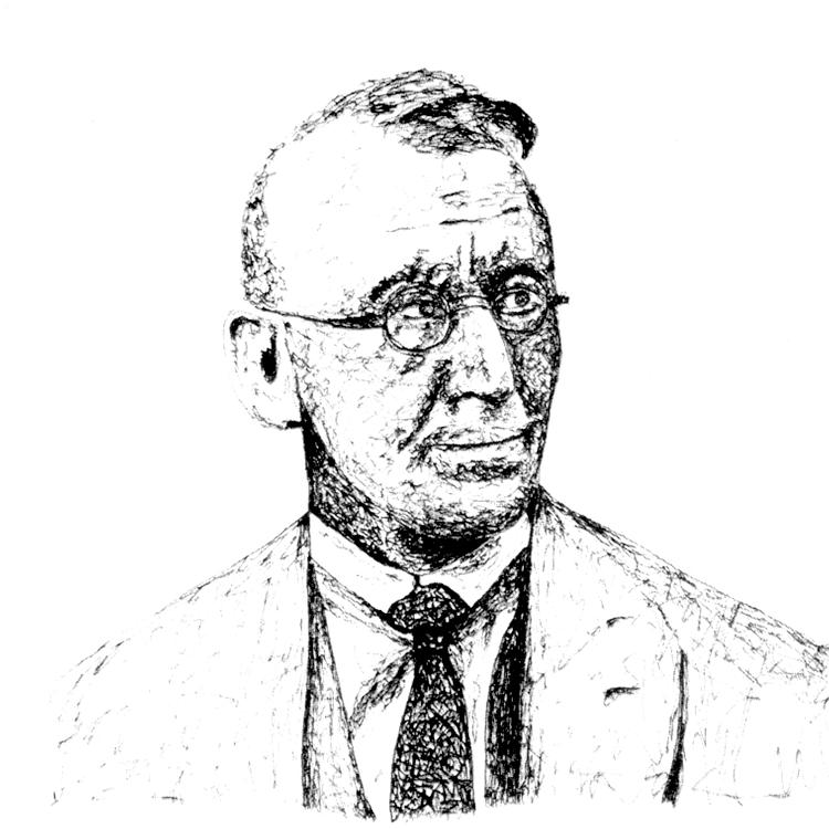 Bauhaus, Johannes Lauweriks, Rechte : WDR